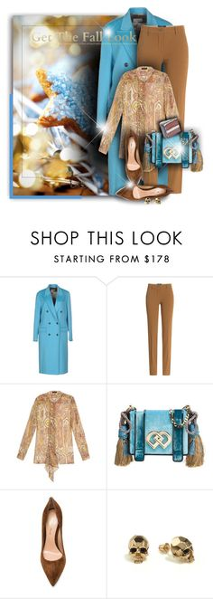 """""""*881*"""" by monazor ❤ liked on Polyvore featuring Alberto Biani, Etro, Dsquared2, Gianvito Rossi, Kasun, womenfashion, dsquared2, falloutfit and chicoutfit"""