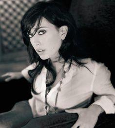 La célèbre actrice-réalisatrice Libanaise Nadine Labaki <3