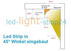 indirekte beleuchtung selber bauen f rs haus pinterest modern and lights. Black Bedroom Furniture Sets. Home Design Ideas