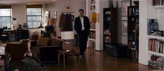 """Last NIght"" - Apartment Kitchen Dinning, Open Kitchen, Last Night Movie, New York Movie, Industrial Loft, Keira Knightley, Townhouse, Tiny House, Celebrity Style"