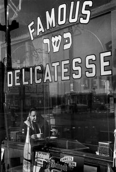 Henri Cartier-Bresson :: Brooklyn, New York City, 1947