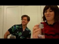 Aaron Tveit and Mary Elizabeth Winstead for BrainDead on CBS Press Day in New York, June 2016 Aaron Tveit, Mary Elizabeth Winstead, Fangirl, Polo Ralph Lauren, Youtube, Fan Girl, Youtubers, Youtube Movies