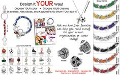 "Just Jewelry By Dani: Preview ""Spirit Collection ""Fundraisers"" """