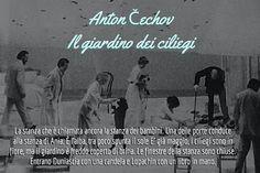 I miei libri... e altro di CiBiEffe: Anton Čechov - Il giardino dei ciliegi
