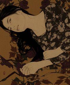 Art by Yasunari Ikenaga