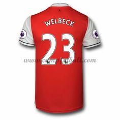 Arsenal Fotballdrakter 2016-17 Welbeck 23 Hjemmedrakt