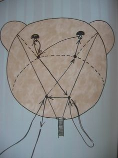 Как сшить мишку Тедди - обсуждение на форуме Ека-мама