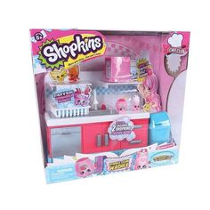 Shop for Shopkins at John Lewis & Partners. Free UK mainland delivery when you spend and over. Shopkins Chef Club, Shopkins Game, Shopkins Season 6, Shopkins Cutie Cars, Shopkins Bday, Barbie Doll House, Barbie Dolls, Shoppies Dolls, Kids Wedding Activities