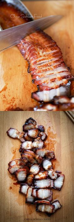 Roasted Pork Belly with Honey