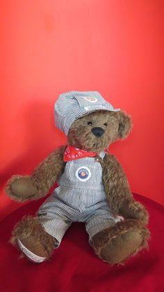 CENTENNIAL EDITION LIONEL TEDDY BEAR