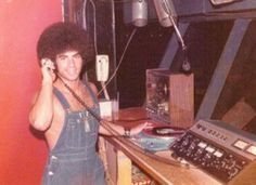 What the DJ booth at a 70's disco really looked like. This was the power dome. I prefer this to some slinky bald slime with two turntables thinking he is the next Skrillex.
