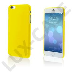 Christensen (Gul) iPhone 6 Plus Skal