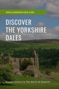 Discover the Yorkshire Dales, the rugged national park in the north of England.You can find Yorkshire dales and mo. Yorkshire Dales, Yorkshire England, Cornwall England, North Yorkshire, Travel Tips, Travel Destinations, Budget Travel, Travel Ideas, Travel Uk
