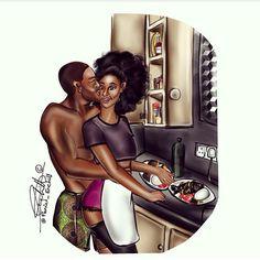 @peniel_enchill Beautiful work love!✌️
