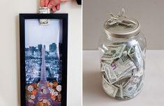 Como começar a guardar dinheiro - Casinha Arrumada
