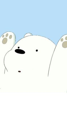 Funny Phone Wallpaper, Bear Wallpaper, Cute Disney Wallpaper, Cute Cartoon Wallpapers, Ice Bear We Bare Bears, We Bear, Cute Bear Drawings, We Bare Bears Wallpapers, Bear Cartoon