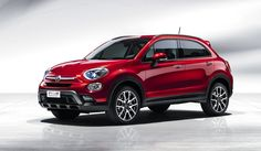 Fiat 500X compact crossover offers a metropolitan and off-road version