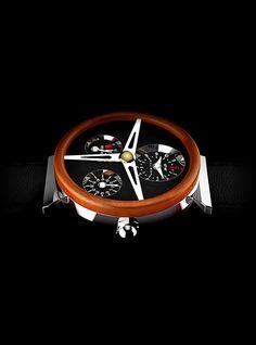 GT60 watch by charlie nghiem