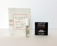 PLAY BY SEPHORA AUGUST 2016 Clean Reserve Blonde Rose – 0.05 fl oz, value: $1.33 MAKE UP FOR EVER Artist Shadow Eyeshadow and Powder Blush, I-544 Pink Granite – 0.02 oz, value: $6
