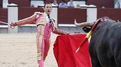 Notiferias Toros en Venezuela y el Mundo: Rafaelillo, jabato y torero con un miura en el cie...