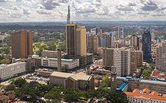 The Foreign Office has warned of an increased risk of terrorism in the Kenyan capital Nairobi. Paises Da Africa, Nairobi, Capital City, San Francisco Skyline, World, Travel, Cities, Kenya, Viajes