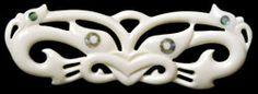 Bone Art Place. - Maori Tiki and Toki Bone Carvings