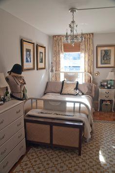 Lauren Gries - eclectic - bedroom - new york - Lauren Gries