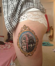 #starwars #tattoo