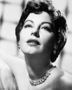 Screen icon: Gardener admitted that she was no great acting talent and had relied on her looks to get ahead in Hollywood