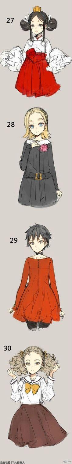 萌漫畫:【你最喜歡哪種風格?】42種各具特色的... - 微博精選 - 微博台灣站