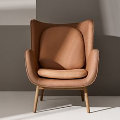 Rich colours, curved shapes and heavy fabrics all feature in the latest collection from Swedish furniture brand Fogia, launching at Stockholm Design Week