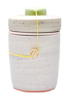 Small Jar in Grape Glacé
