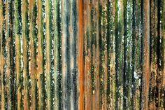 Oxidized Corrugated Steel Farm Inspiration Pinterest