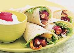 Chargrilled Style Chicken Wrap