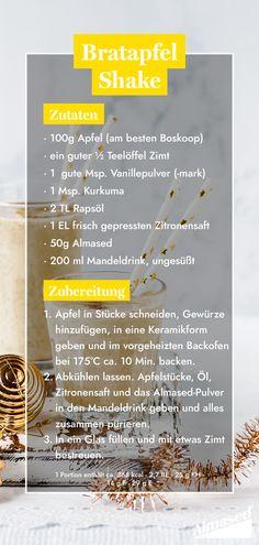 Eine gesunde Alternative zu Glühwein & Co.? Unser Bratapfel Shake ist mindestens genauso lecker und liefert dem Körper gleichzeitig alle wichtigen Mikro- und Makronährstoffe. Wer probiert's aus? 👩🍳#fragalma #almased #christmasseason #healthyshake