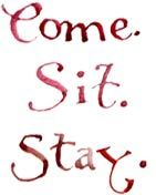 Come Sit Stay. Susan Branch