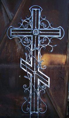 Imagini pentru Стальной надгробный православный крест