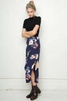 Patricia Silky Skirt