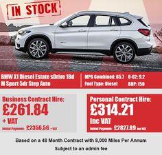 BMW X1 Diesel Estate sDrive 18d M Sport 5dr Step Auto Diesel, Bmw, Business, Sports, Diesel Fuel, Hs Sports, Store, Business Illustration, Sport