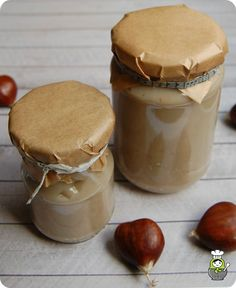 Crema de castañas | Cocina Chestnut Recipes, Salsa Dulce, Chilean Recipes, Barbacoa, Creme, Cake Recipes, Mousse, Deserts, Food And Drink