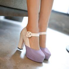 26.93$  Buy here - https://alitems.com/g/1e8d114494b01f4c715516525dc3e8/?i=5&ulp=https%3A%2F%2Fwww.aliexpress.com%2Fitem%2FNew-high-heels-women-shoes-red-bottom-shoes-woman-zapatos-mujer-women-platform-pumps-shoes-female%2F32270300805.html - New high heels women shoes ankle strap heels zapatos mujer women platform pumps shoes female sapatos femininos salto alto 26.93$