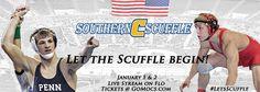 A rematch between NCAA Champions David Taylor & Kyle Dake may occur at 165lbs at the 2013 Southern Scuffle. NCAA Champions Ed Ruth & Steve Bosak may also clash at 184lbs.