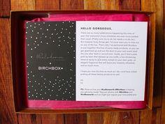 Krissy Deane: Birchbox - December 2014