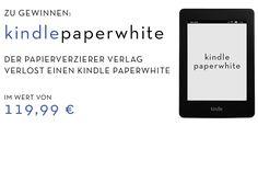 #KindlePaperwhite zu gewinnen