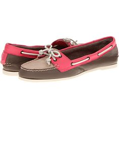 Sperry Top-Sider at 6pm.