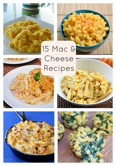 Our Favorite 15 Creamy Dreamy Mac & Cheese #Recipes
