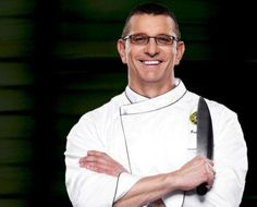 Robert Irvine, Chef, of Restaurant Impossible on The Food Network