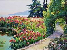 Художник Амбурский Андрей Амбурский Андрей родился в 1974 году, учился в художественной школе, затем закончил Крымское художественное училище им. Г.С. Самокиша в Симферополе.