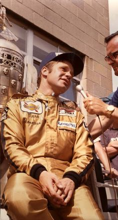 Mark Donohue, Indianapolis May 1972