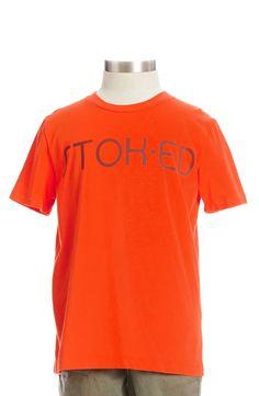 Peek 'Stoked' Graphic T-Shirt (Toddler Boys, Little Boys & Big Boys)